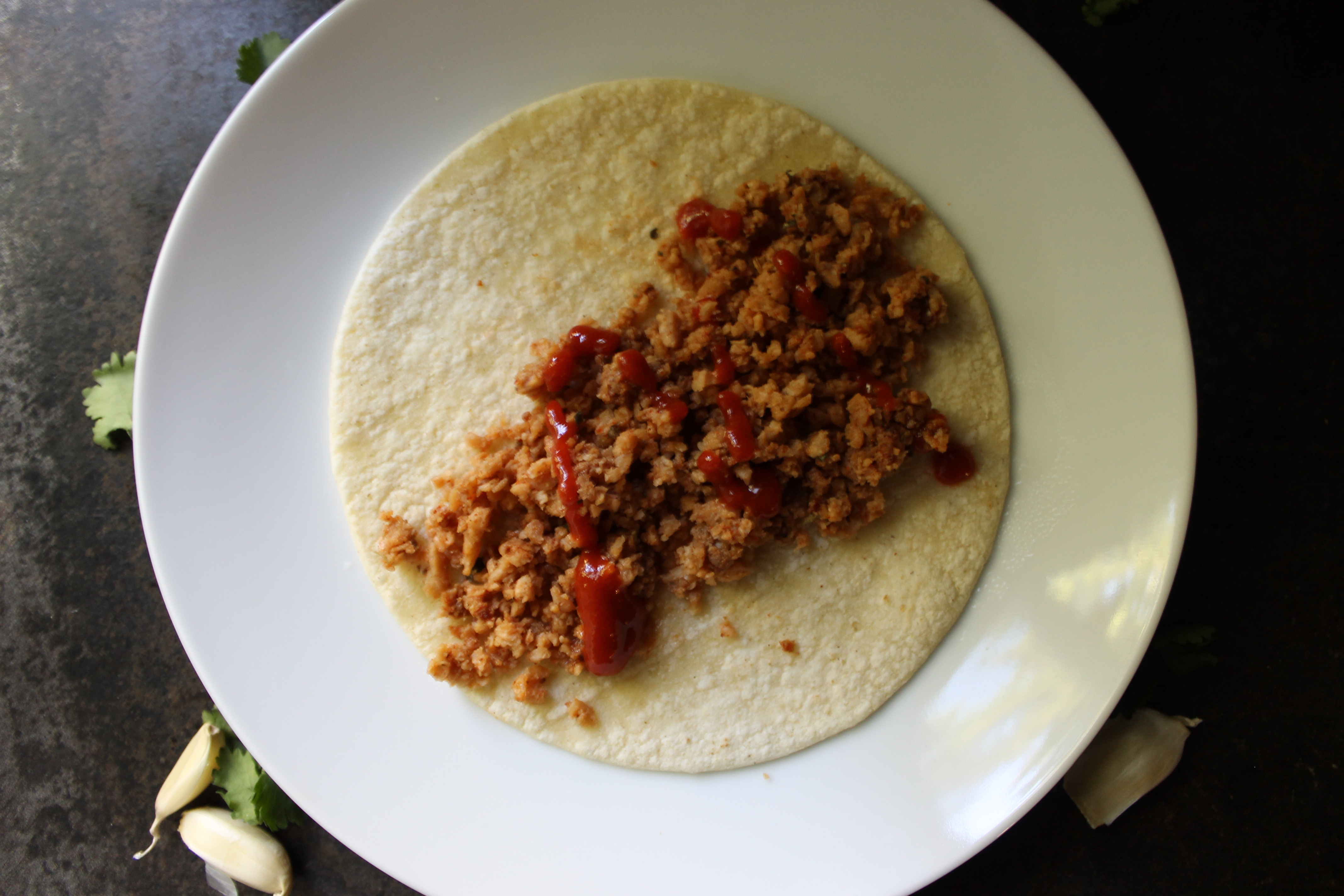 Fast!!! Vegan Tacos! Just add hot water #vegan #taco #plantbased #dinner #backpacking #recipe #food