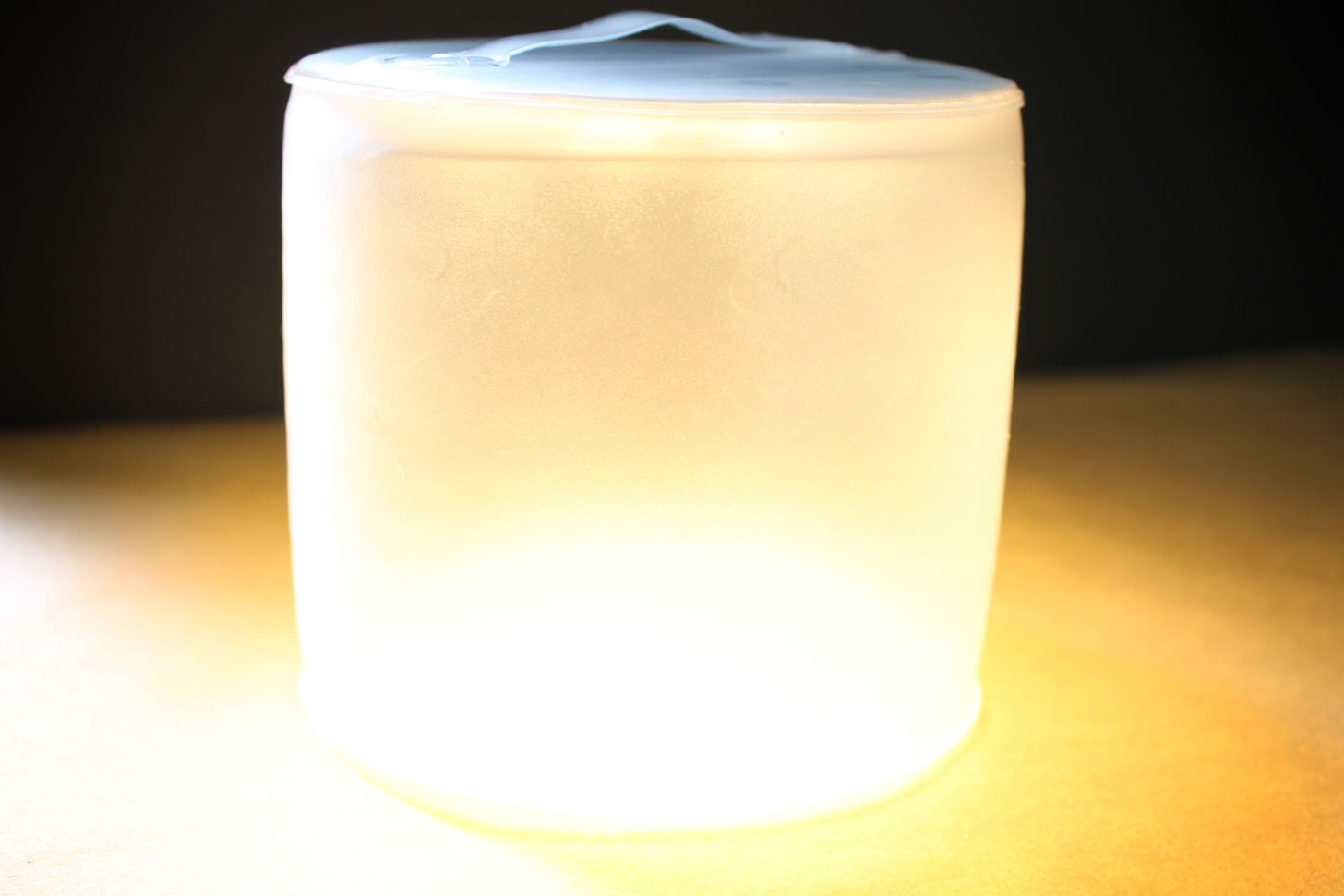 Review: Luci Inflatable Solar light. #gear #backpacking #camping #solar #light #review