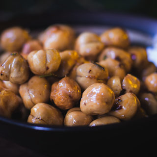 DELICIOUS!!! Spicy Rosemary Hazelnuts! #vegan #glutenfree #plantbased #snack #nuts #recipe #food