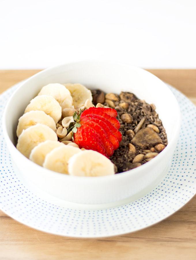 Diy Instant Vegan Oatmeal