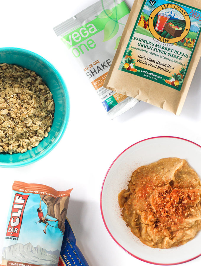 10 Easy Vegan Backpacking Breakfasts