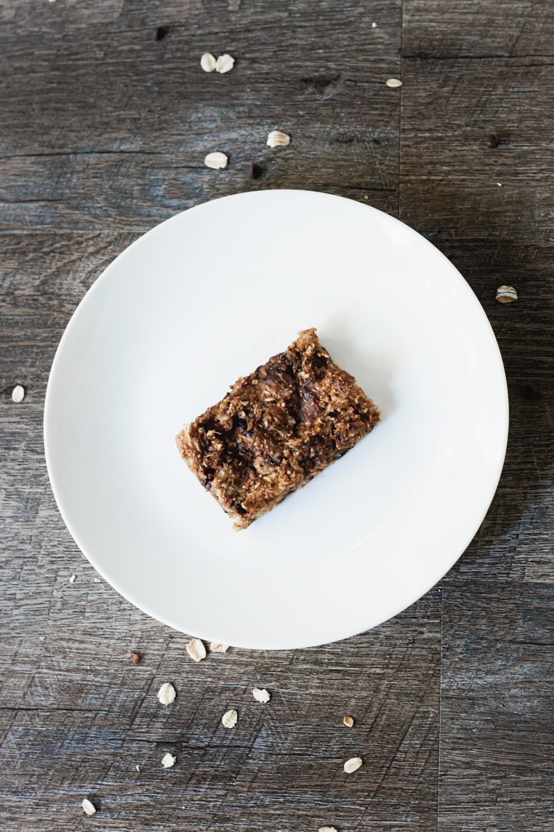 Vegan Vanilla Chip Bar