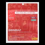 vegan backpacking bibimabap