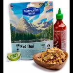 vegan backpacking pad thai